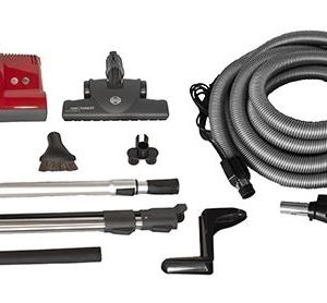 SEBO Premium CV Kit with Red ET-1 and 35′ Hose