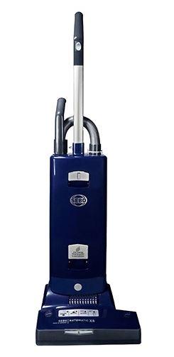Sebo Automatic x8 in blue hamilton