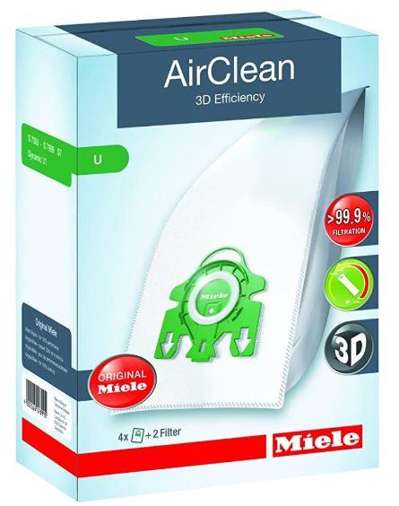 Miele AirClean 3D Efficiency U Dust Bag