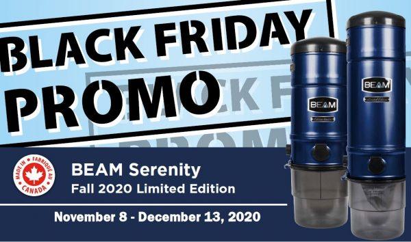 Beam Black Friday Sale BEAM vacuums